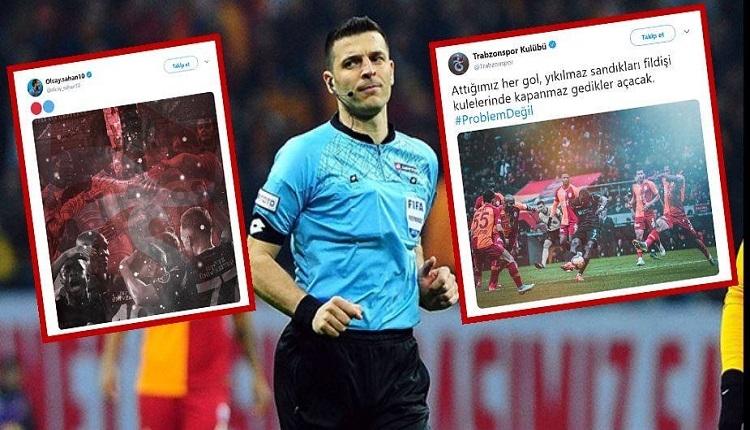 Trabzonspor'da tepki sürüyor! 'Varlığımız en büyük korkunuz!'