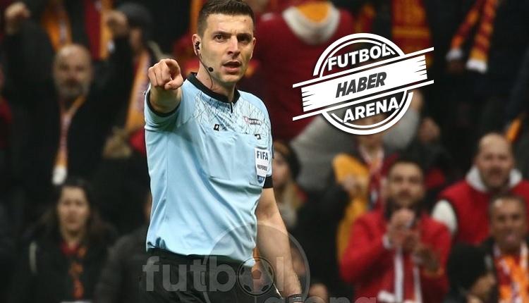 Trabzonspor'dan Ümit Öztürk'e Diagne ve penaltı tepkisi