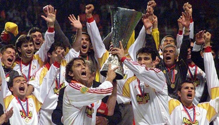 UEFA Galatasaray'ı şampiyonluğa aday gösterdi! UEFA Kupası paylaşımı