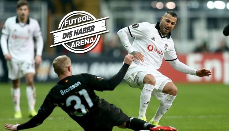 UEFA'dan Quaresma'ya şok! 3 maç ceza