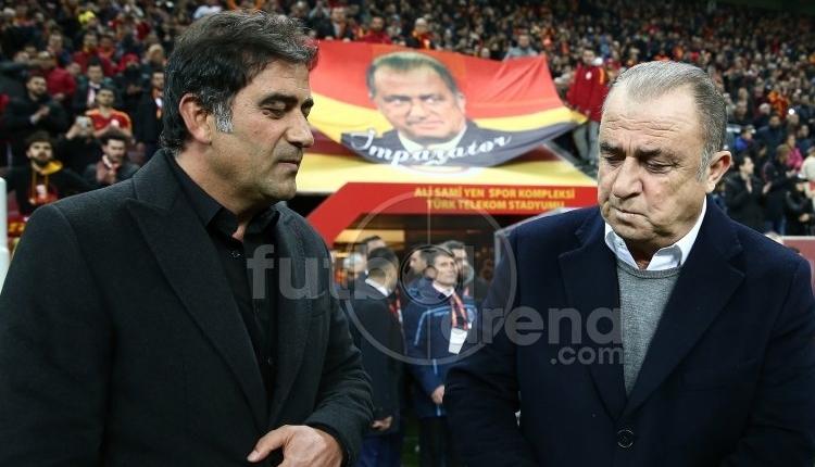 Ünal Karaman'dan Galatasaray maç sonu penaltı açıklaması! 'Net gördüm'