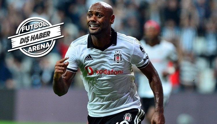 Vagner Love, Beşiktaş'ı bombaladı!