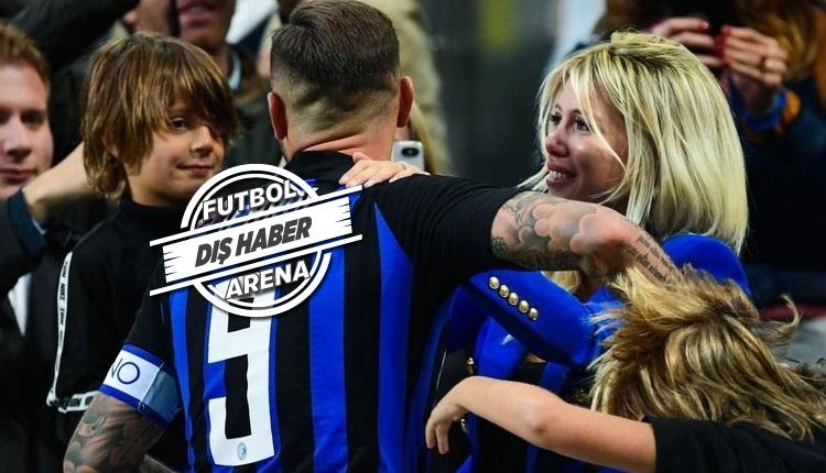 Wanda Nara açıkladı! Icardi, Inter'den ayrılacak mı?