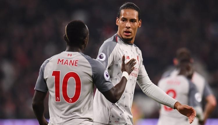 West Ham United 1-1 Liverpool maç özeti ve golleri izle