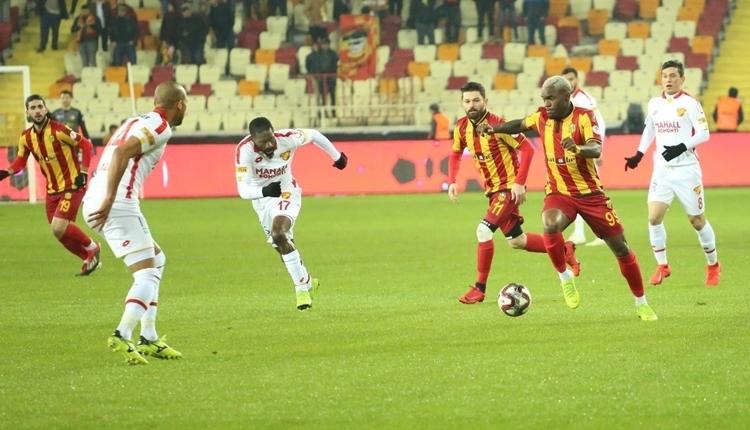 Yeni Malatyaspor 1-0 Göztepe maç özeti ve golü izle