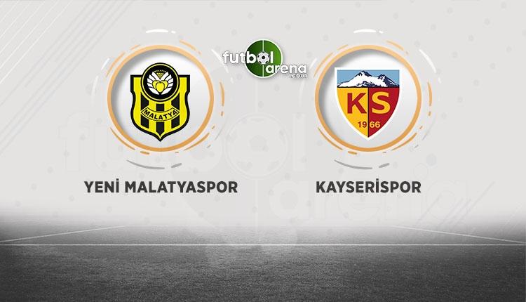 Yeni Malatyaspor - Kayserispor canlı izle (BeIN Sports canlı izle)