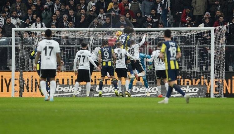 Yok böyle derbi! Beşiktaş ve Fenerbahçe tarihe geçti