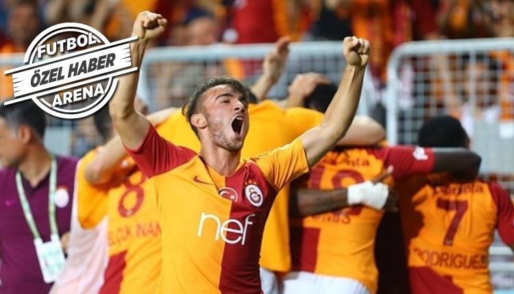 Galatasaraylı Yunus Akgün o isimle yolları ayırdı