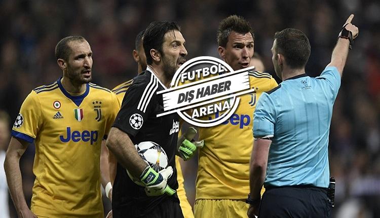Zenit - Fenerbahçe maçına tartışmalı hakem! Buffon'u çıldırtmıştı