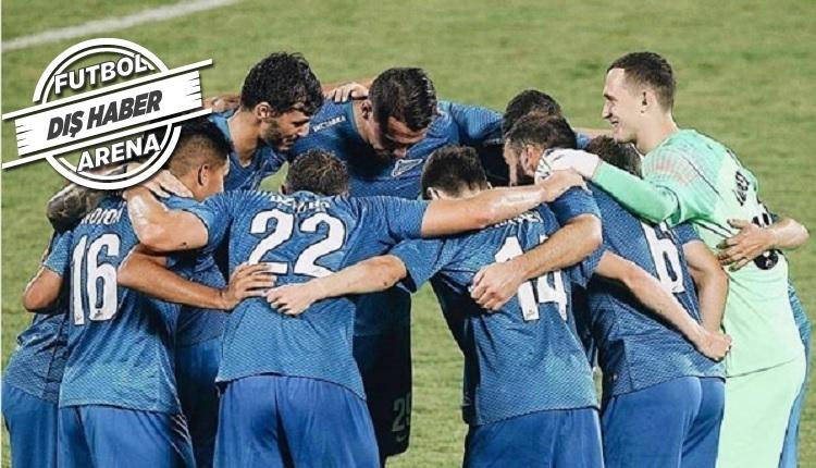 Zenit'in Fenerbahçe maçı 11'inde önemli detay