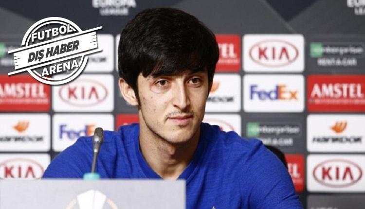 Zenit'in golcüsü Azmoun'dan Fenerbahçe'ye taraftar gözdağı
