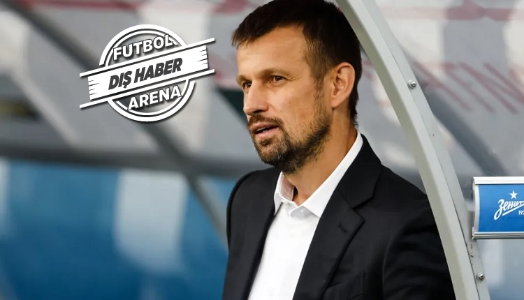 Zenit'in hocası Semak Fenerbahçe rövanşında iddialı