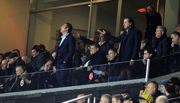 Ali Koç'tan Sivasspor maçında tepki! Ayağa kaldıran pozisyon