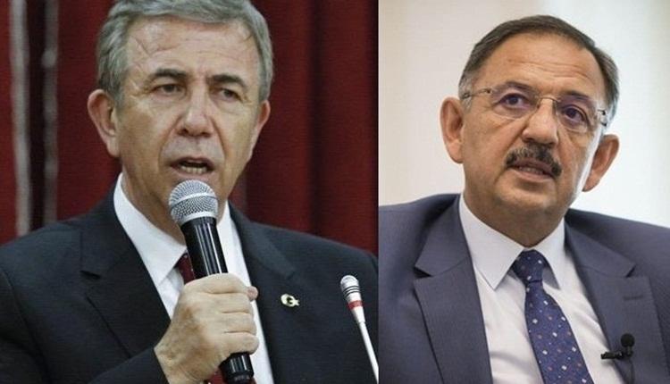 Ankara 31 Mart seçim anketleri sonuçları Mansur Yavaş - Mehmet Özhaseki (Ankara'da 31 Mart seçim anketlerinde kim önde?)