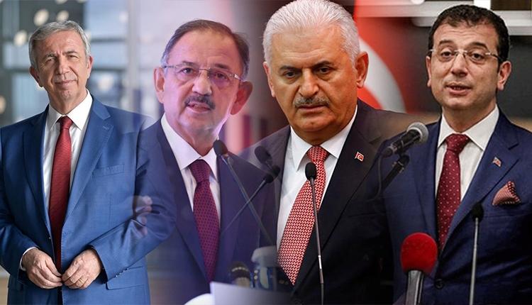 Anketlerde son durum: İstanbul, Ankara, İzmir, Adana, Antalya, Bursa anket sonuçları