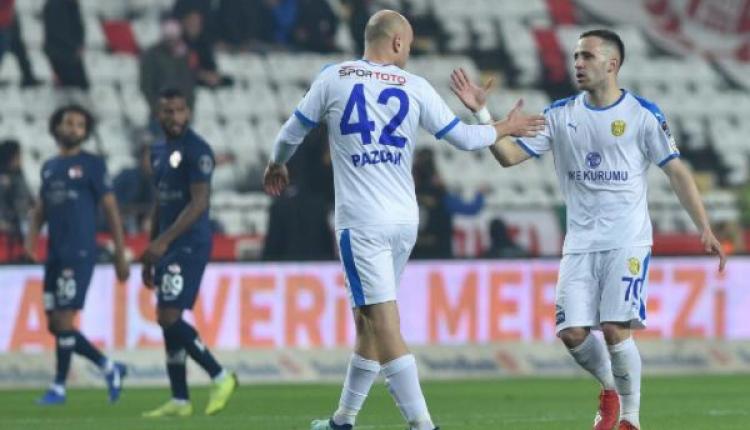 Antalyaspor 2-4 Ankaragücü maç özeti ve golleri (İZLE)