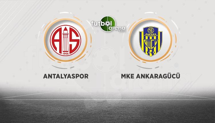 Antalyaspor - Ankaragücü canlı şifresiz izle (Bein Sports izle)