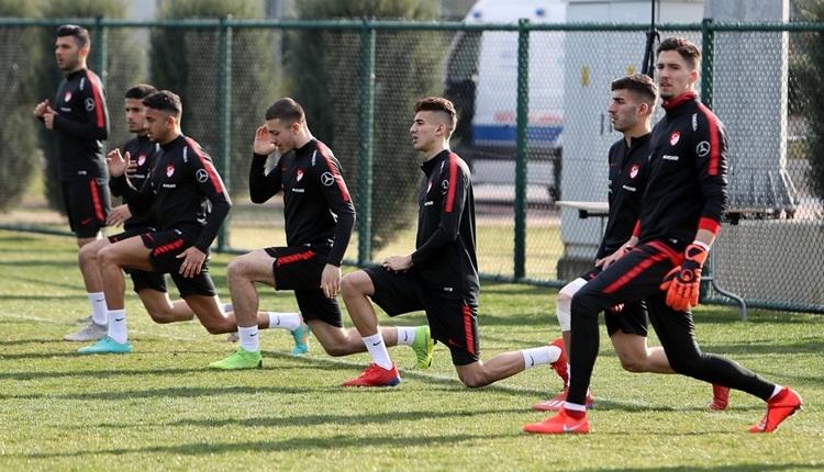 Arnavutluk Türkiye U21 maçı canlı ve şifresiz izle (S Sport canlı yayın)