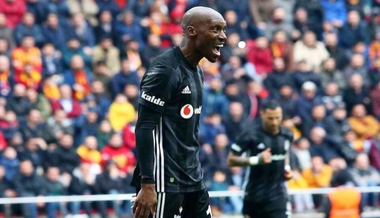 Atiba'dan Beşiktaş formasıyla ilk! (Kayserispor - Beşiktaş Atiba'nın golü)