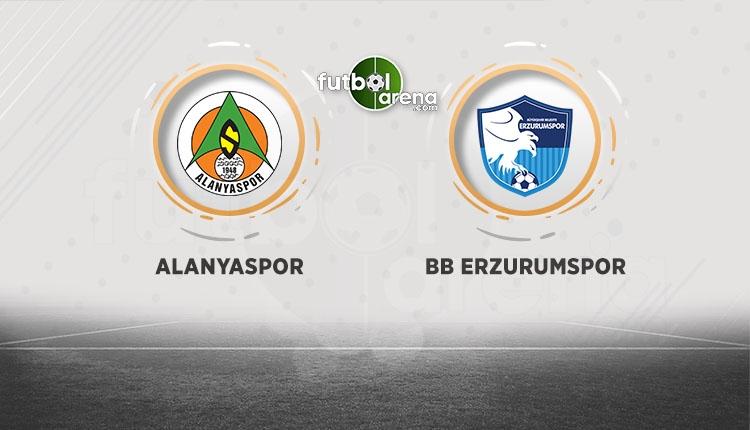 Aytemiz Alanyaspor BB Erzurumspor canlı ve şifresiz izle (Alanyaspor Erzurumspor beIN Sports İZLE)