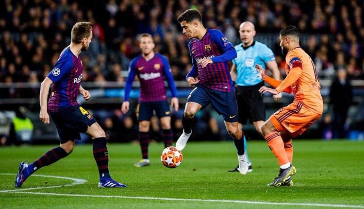 Barcelona 5-1 Lyon maç özeti ve golleri izle