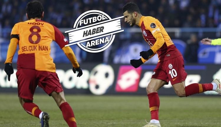 Belhanda'dan 2019'da Galatasaray'da süper performans
