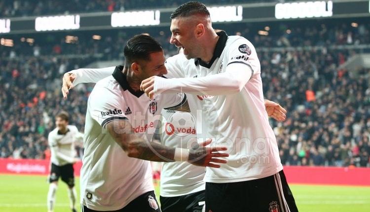 Beşiktaş 5 sezon sonra Süper Lig'de ilki yaşadı