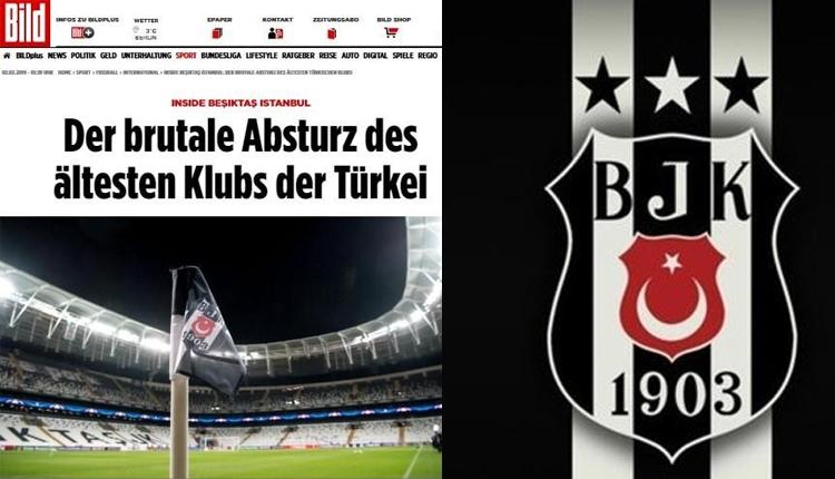 Beşiktaş, Bild'i şikayet etti mi? Bu kez Karius haberi