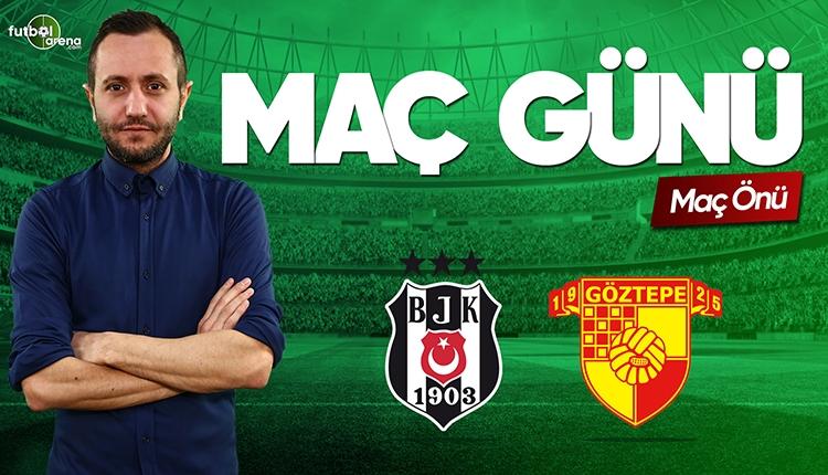 Beşiktaş - Göztepe canlı izle | FutbolArena canlı yayın