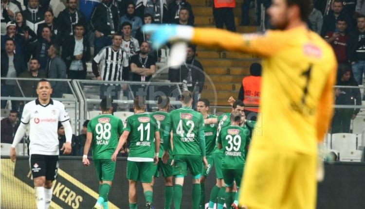 Beşiktaş, Serkan Kırıntılı'yı geçmekte zorlandı