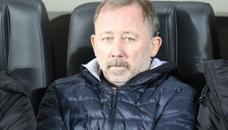 Beşiktaş'ın Sergen Yalçın karar verildi