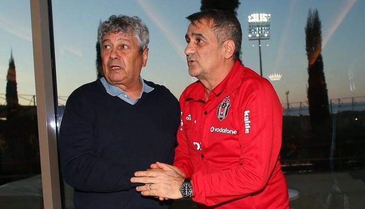 Beşiktaş'ta Lucescu sürprizi! Ümraniye'ye geldi
