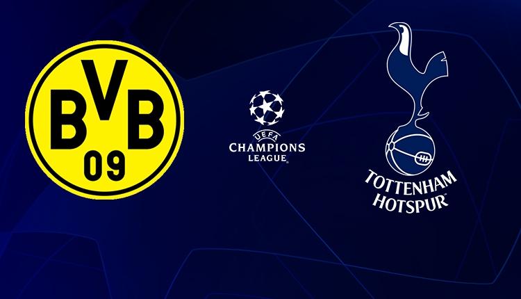 Borussia Dortmund - Tottenham maçı canlı izle (Dortmund Tottenham BeIN Sports izle)