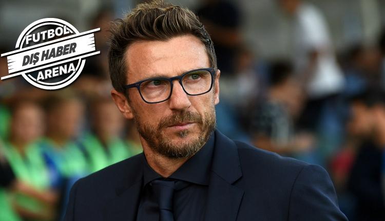 Cengiz Ünder'in hocasıyla yollar ayrıldı! Roma'da Ranieri ve Hagi sürprizi