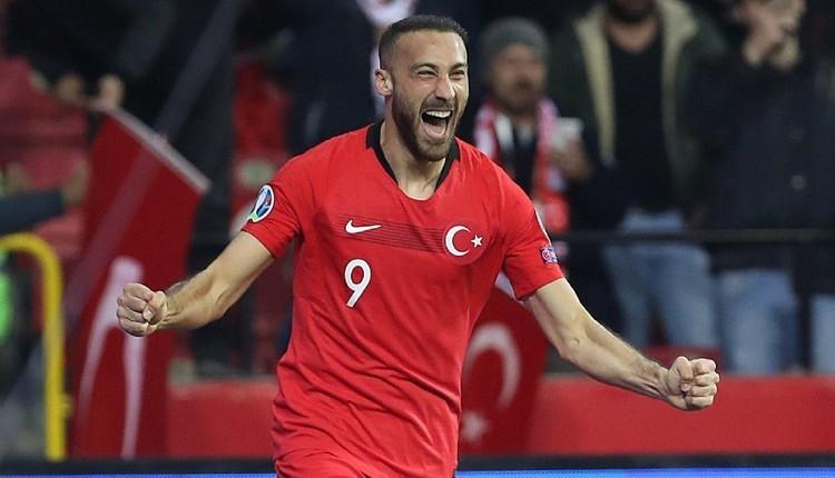 Cenk Tosun'dan Beşiktaş için transfer açıklaması