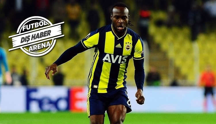 Chelsea'den Victor Moses için transfer kararı