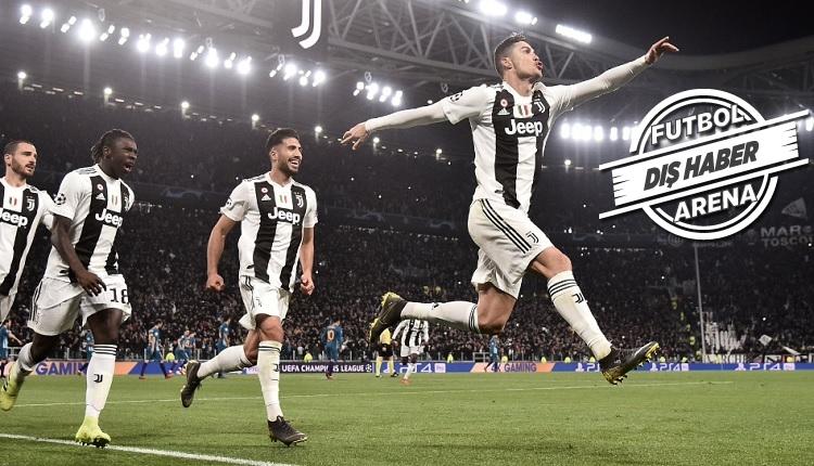 Cristiano Ronaldo'nun gecesi! Şampiyonlar Ligi'nde rekor