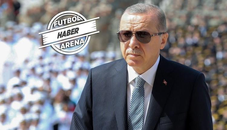 Cumhurbaşkanı Erdoğan'dan Şenol Güneş sözleri: