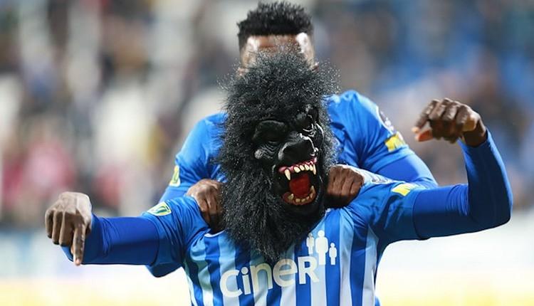 Diagne, King Kong maskesini neden taktı? Canlı yayında açıkladı