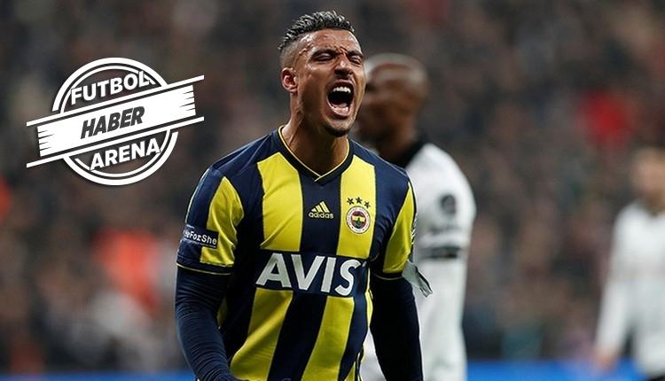 Dirar, Başakşehir - Fenerbahçe maçında yok