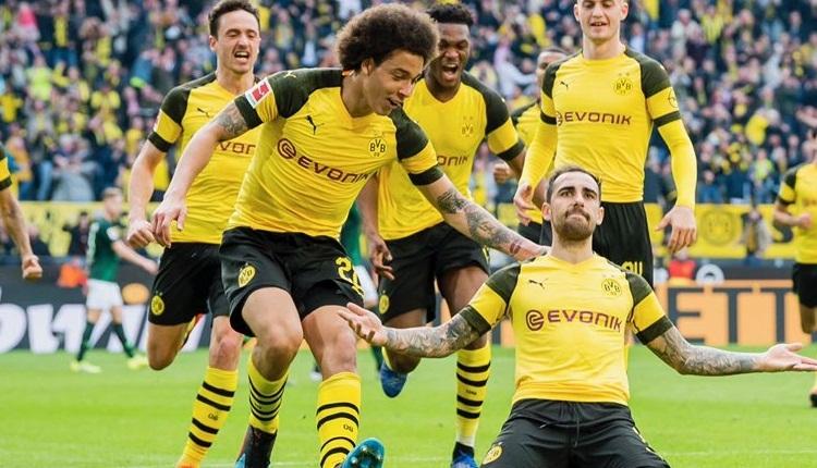 Dortmund 2-0 Wolfsburg maç özeti ve golleri (Bayern Münih liderliği kaptırdı)