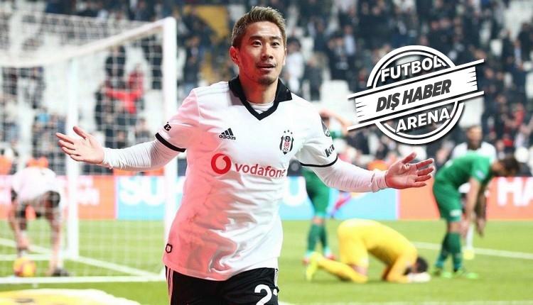 Dortmund'dan Beşiktaş'a müjde! Kagawa kararı