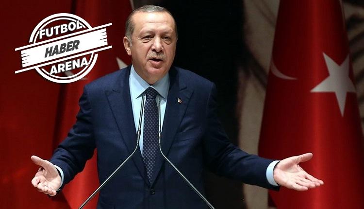 Erdoğan'dan 4 büyüklere Başakşehir göndermesi!