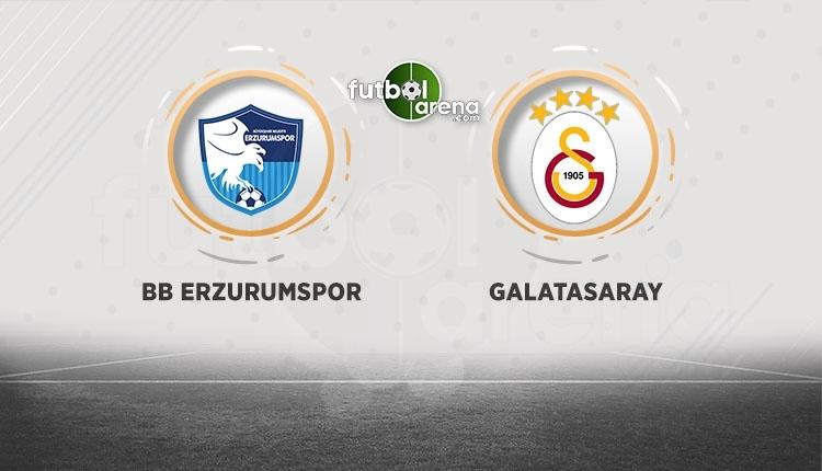 Erzurumspor - Galatasaray canlı izle, Erzurumspor - Galatasaray şifresiz İZLE (Erzurumspor - Galatasaray beIN Sports canlı ve şifresiz İZLE)
