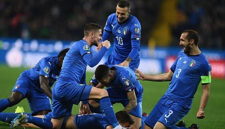 EURO 2020 Elemeleri toplu maç sonuçları - İspanya ve İtalya galibiyetle başladı