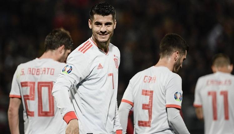 EURO 2020 Elemeleri toplu maç sonuçları - İtalya ve İspanya kayıpsız (Dünkü maç sonuçları)