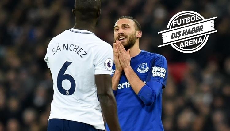 Everton, Cenk Tosun'u sildi mi? Sürpriz transfer hamlesi