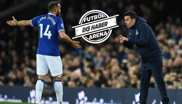 Everton'da Cenk Tosun kararı! Satılacak mı?