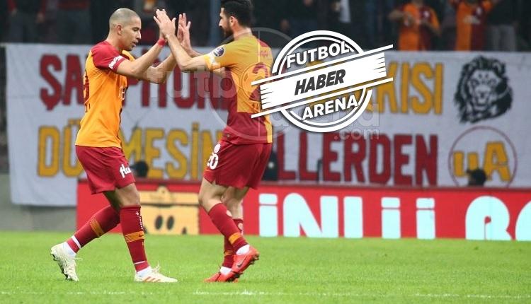 Feghouli Galatasaray'da kariyer rekorunu kırdı