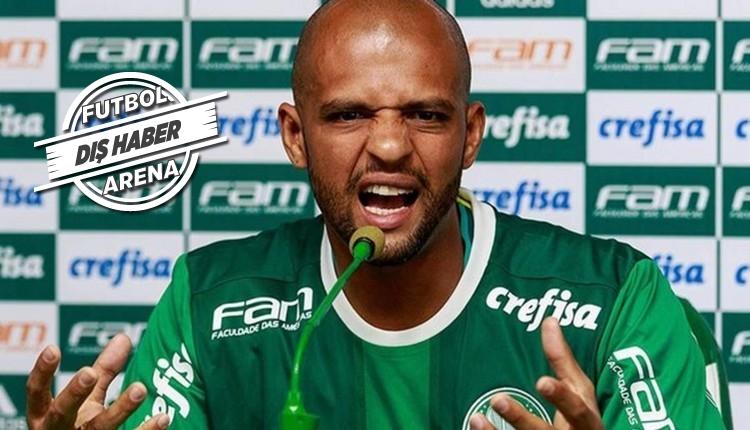 Felipe Melo'yu çıldırtan isim!
